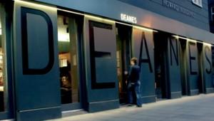 Deanes Restaurant Belfast